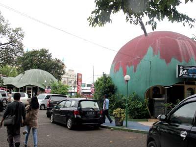 10 Foto Taman Topi Bogor Harga Tiket Masuk Wisata