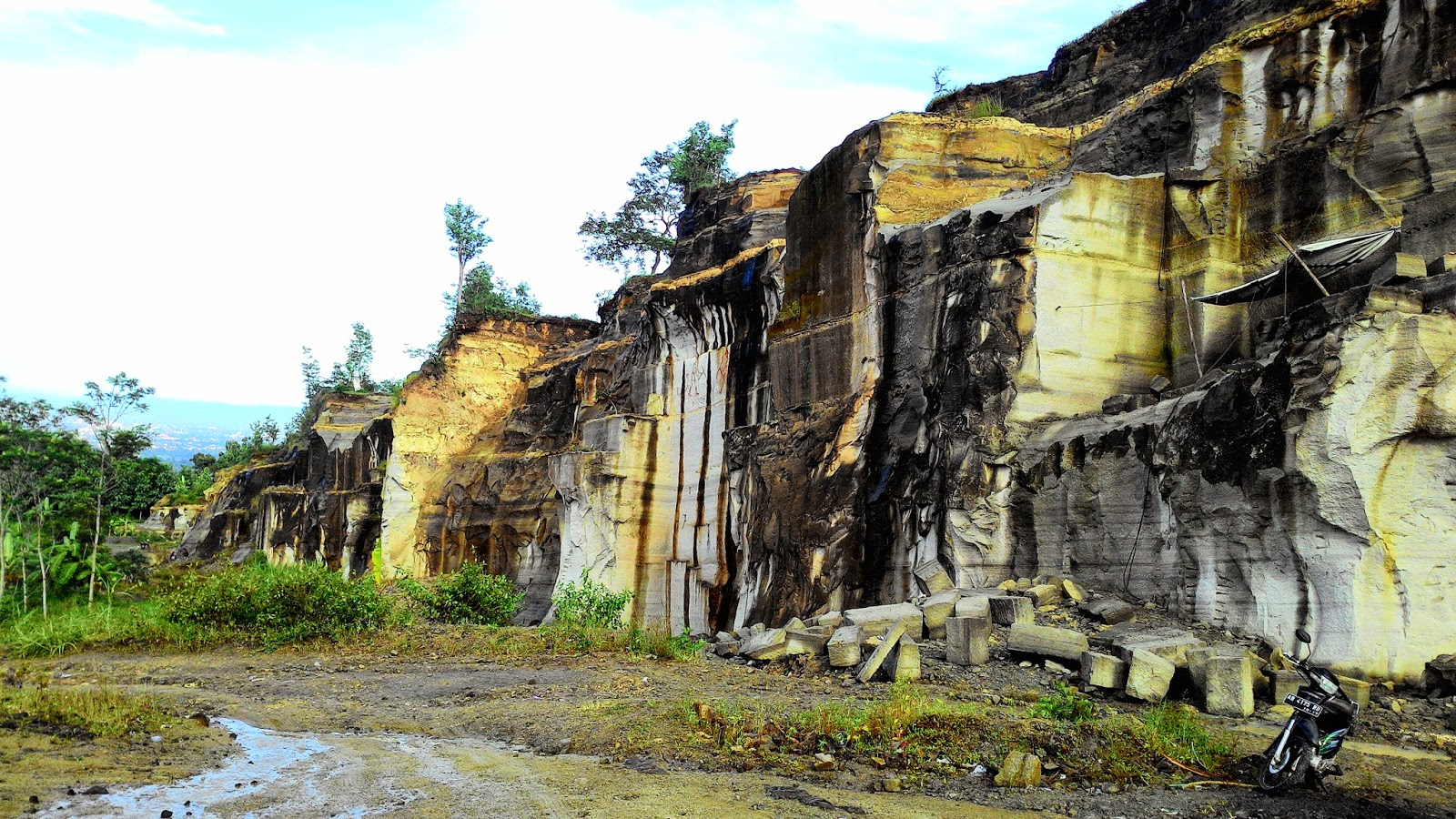 10 Gambar Taman Tebing Breksi Jogja Wisata Yogyakarta