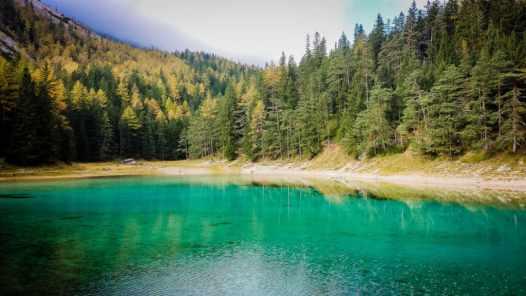 Grüner See Trofaiach