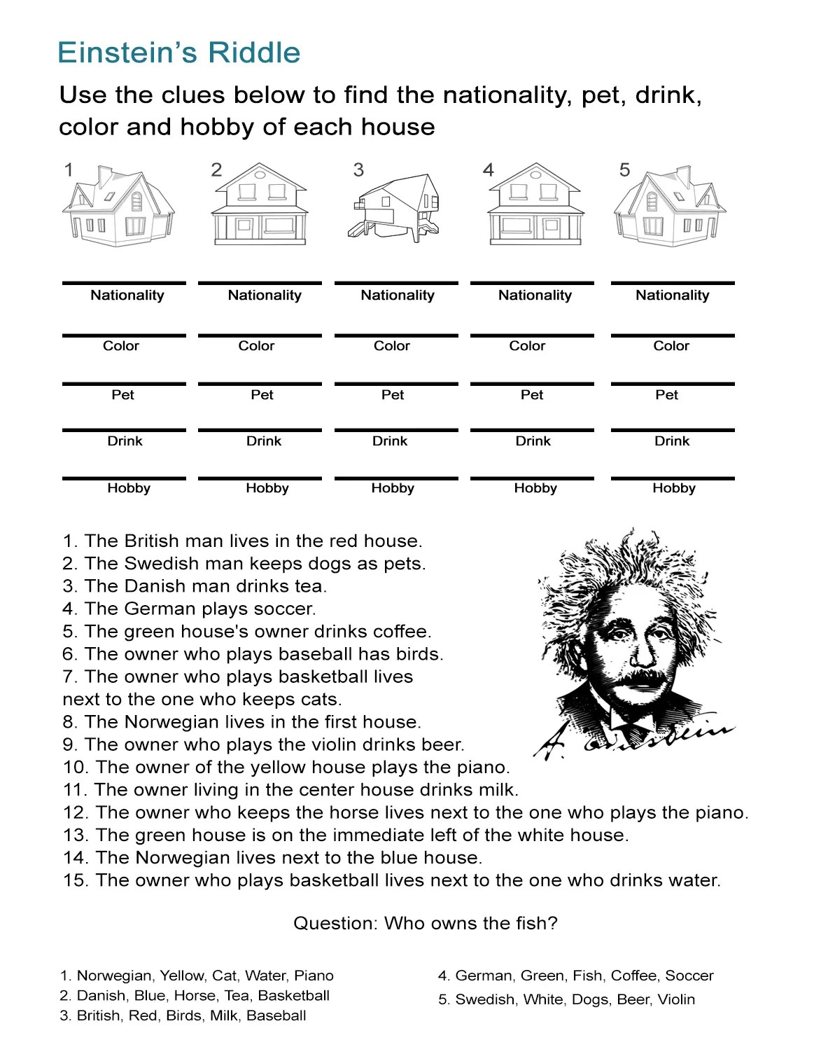 43 Free Esl Worksheets That Enable English Language