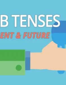 All verb tenses in english  past present and future conjugation also rh allesl