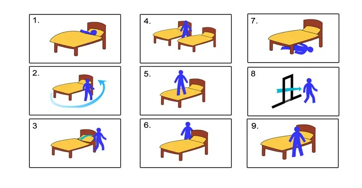 Prepositions Of Place Worksheet Write A Sentence