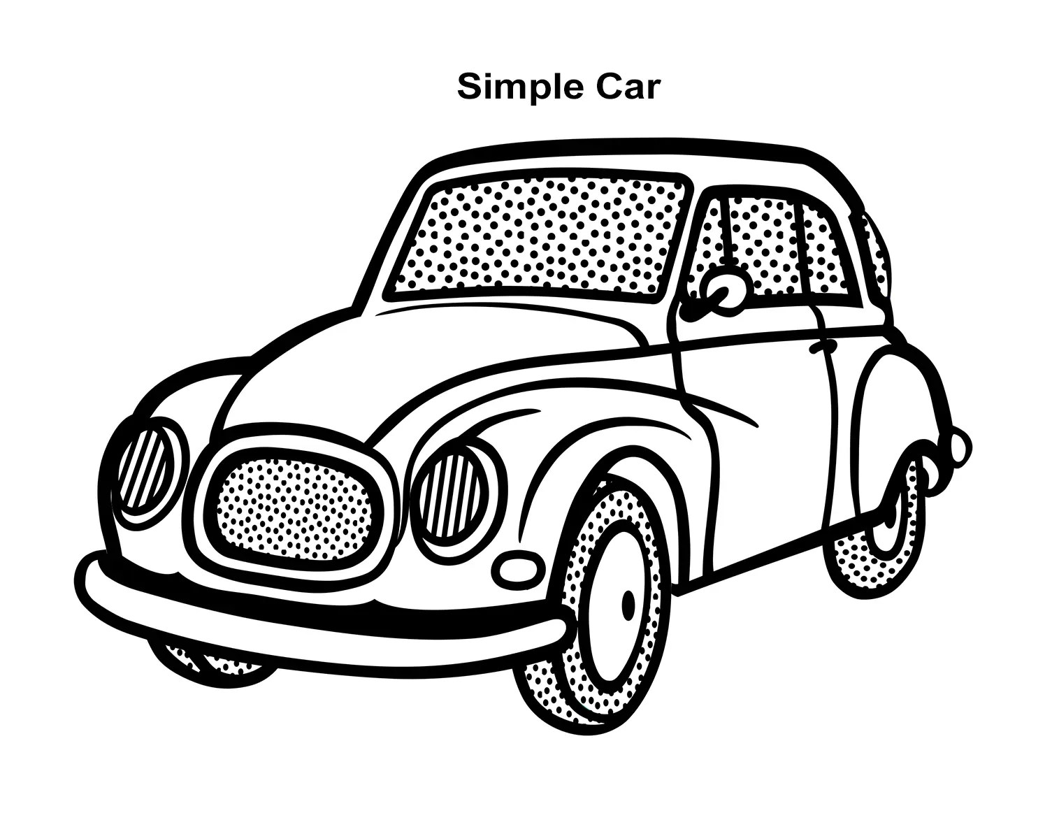10 Car Coloring Sheets Sports Muscle Racing Cars And More
