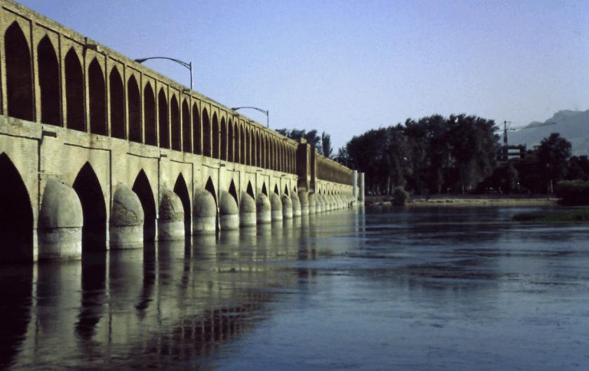 Bruggen in Isfahan