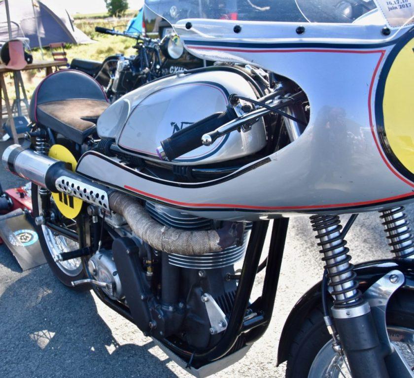 Norton motorfietsen