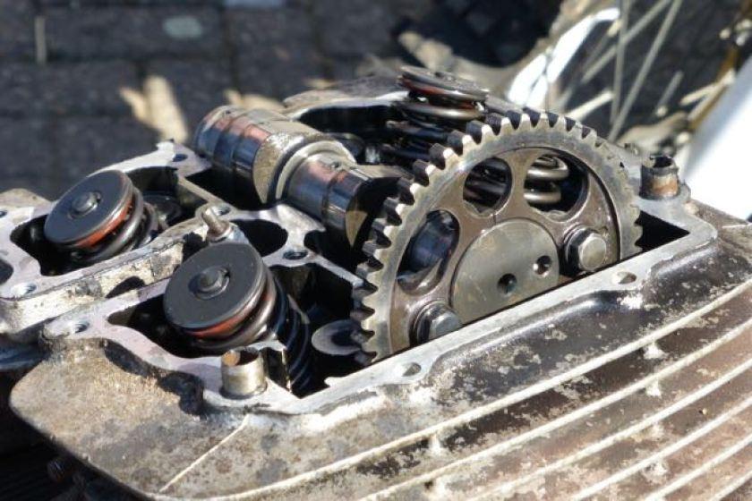 motoronderhoud