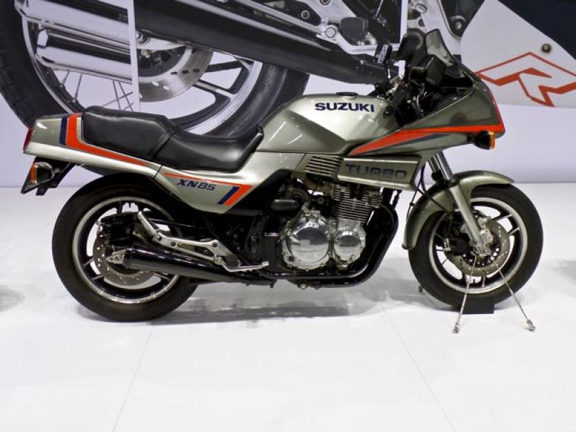 suzuki xn850 turbo