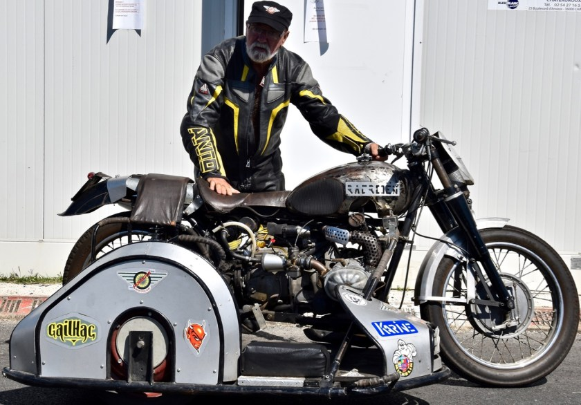 motorfiets invoeren