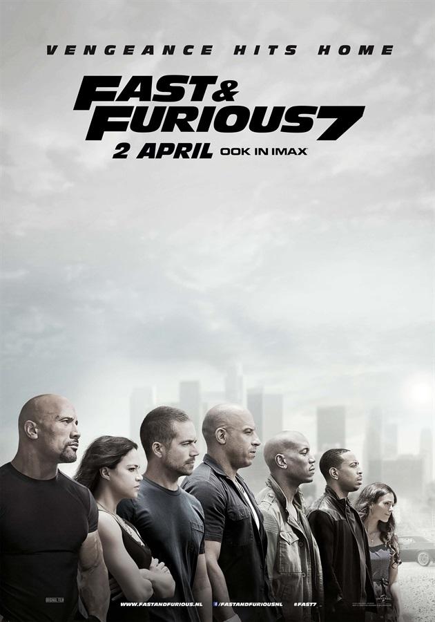 Fast & Furious 7 (2015) - IMDb