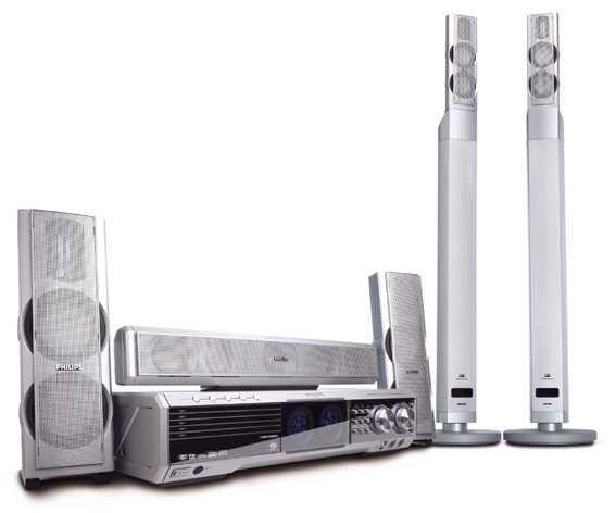 Philips introduceert audiovideosystemen van hoge