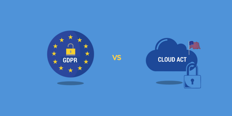 GDPR vs CLOUD ACT