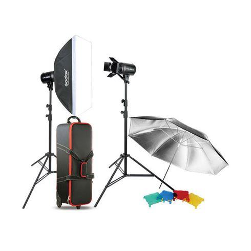 GODOX STUDIO KIT E-300F kopen fotografie flitsset startende fotograaf