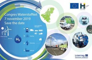 Congres '10 jaar Vlaams-Nederlandse samenwerking rond waterstof: ervaringen en perspectieven' @ Provinciehuis | 's-Hertogenbosch | Noord-Brabant | Nederland