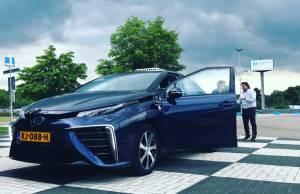 Webinar: wie gaat er op waterstof rijden en hoe organiseren wij dat? @ Webinar
