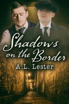 Shadows on the Border cover