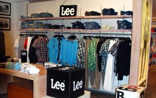 Lee abbigliamento