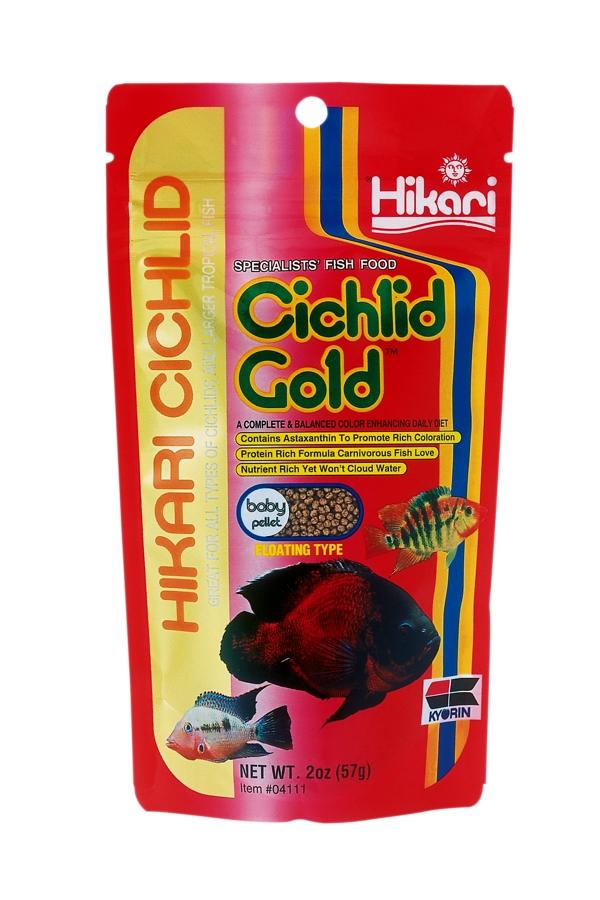 Hikari Cichlid Gold (Baby)