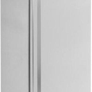RVS horeca koelkast | 650 liter | enkele deur | 48 dB