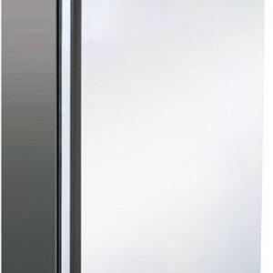 RVS horeca koelkast | Blinde deur | 350 liter