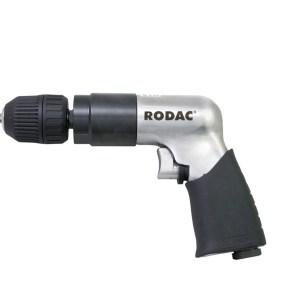 """Rodac 1021100A Pneumatische boormachine - Snelspankop - 2600 tr/min - 10mm - 1/4"""""""