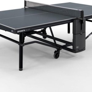Sponeta SDL Black Edition outdoor tafeltennistafel - Speelklaar geleverd
