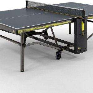 Sponeta SDL Raw Edition outdoor tafeltennistafel - Speelklaar geleverd
