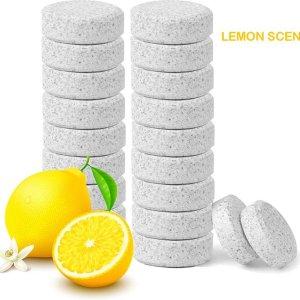 10 Schoonmaak tabletten lemon - Schoonmaakmiddelen - Allesreiniger - Desinfectiemiddel - Zero waste