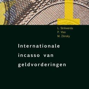 Internationale incasso van geldvorderingen