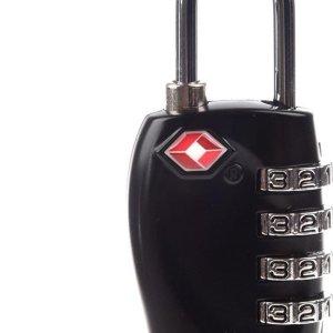 3-Pack TSA Kofferslot - TSA Slot - Reisslot - Cijferslot - Bagageslot - Hangslot