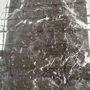 AVENTE BLACK 60cmx 120cm hoogglans vloer tegels- Per 5.76m2 - 4 pakken