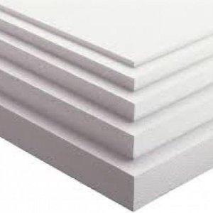 EPS (100-SE) Piepschuim Tempex Isolatie platen 100x50x10 cm pak 4 platen