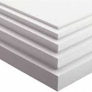 EPS (100-SE) Piepschuim Tempex Isolatie platen 100x50x5 cm pak 9 platen