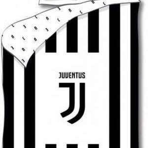 Juventus Logo - Dekbedovertrek - Eenpersoons - 140 x 200 cm - Polyester