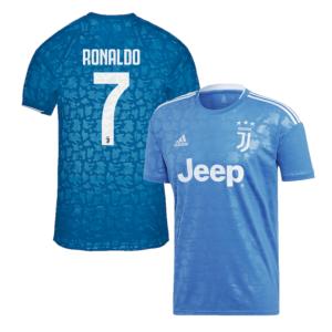 Juventus Shirt 3rd Senior 2019-2020 Ronaldo 7