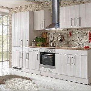 Meister Premium landelijke keuken met soft-close 300cm met apparatuur
