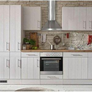 Meister Premium landelijke keuken met soft-close 310cm met apparatuur
