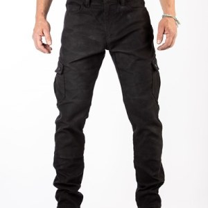 ROKKER Black Jack Slim Zwart L30/W38