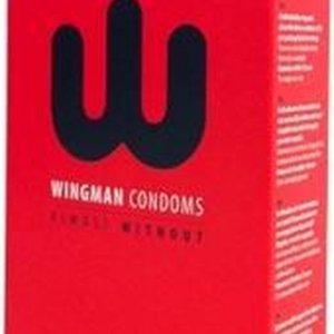 Wingman Condooms 8 Stuks - Transparant - Drogist - Condooms - Drogisterij - Condooms