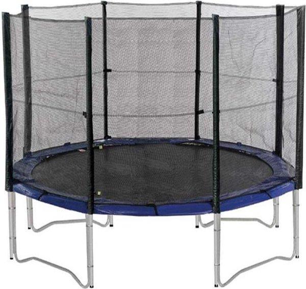 Universeel Veiligheidsnet voor trampolines 305 cm met 4 poten