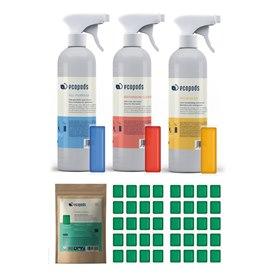 Ecopods Schoonmaakmiddel Starter Pack