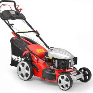 Hecht 548 SWE rood/zwart benzine grasmaaier