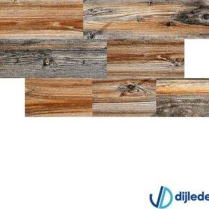 2,5m2 Houtlook wandpaneel | 100cm x 16cm | DDWD04