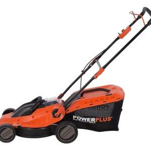 Powerplus POWDPG7560 Dual Power - Grasmaaier - 40 V - 37 cm maaibreedte - Zonder accu