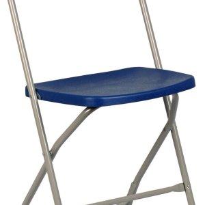 VVEP - Titan - Klapstoel - Blauw / grijs