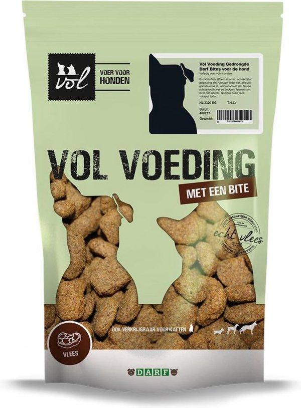 Darf - Vol Bites - Natuurlijke voeding - 5kg