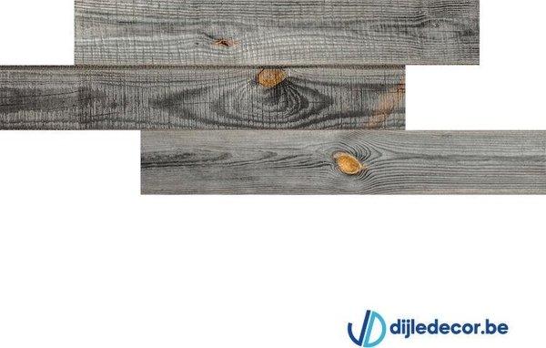 Houtlook wandpaneel   2,5m2   100cm x 16cm   DDWD06