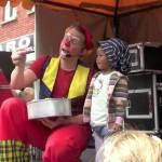 clown noni kinedrvriend, kindershow