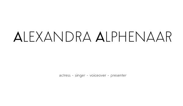 Alexandra Alphenaar