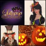 lollypop entertainment, kledingverhuur, halloween, evenementen