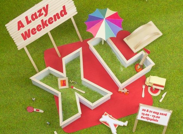 a lazy weekend XL berlijnplein allesvoorevents.nl